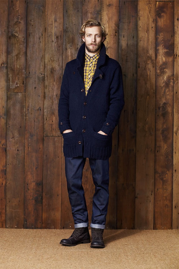 Ben Sherman Lookbook AW11. Изображение № 17.