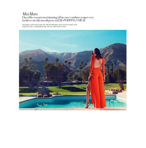 Изображение 12. Съемки: Harper's Bazaar, Metal, V и Vogue.. Изображение № 12.