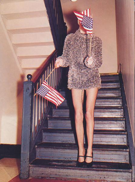 Съёмка Терри Ричардсона для Harper's Bazaar, 1997. Изображение № 15.