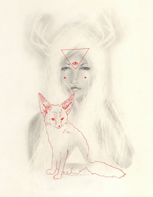 Иллюстрации Charmaine Olivia. Изображение № 3.