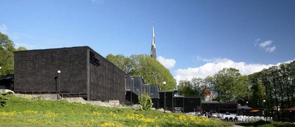 Театр из соломы: эксперимент эстонского архбюро Salto. Изображение № 11.