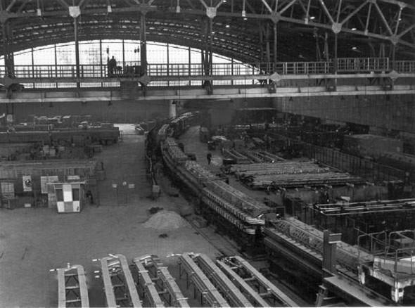 Заброшенный советский большой адронный коллайдер. Изображение № 18.