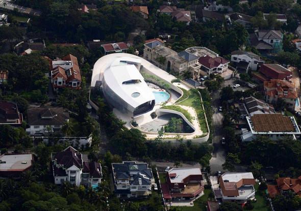 Резиденция вКуала-Лумпура. Малайзия. Изображение № 5.
