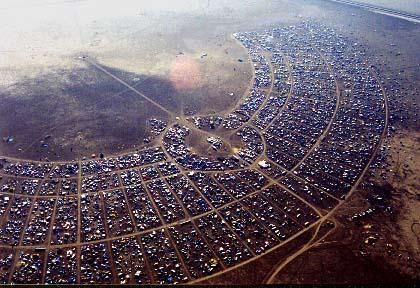"""Фестиваль """"Burning Man! """" вНеваде. Изображение № 22."""
