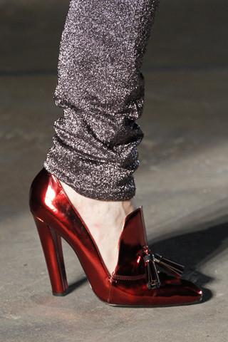 Изображение 6. Неделя моды в Нью-Йорке: обувь.. Изображение № 6.