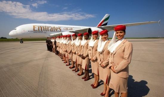 Луки стюардесс со всего мира. Изображение № 1.