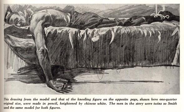 Американские иллюстраторы 40–60гг. ЧАСТЬ 1. Изображение № 44.