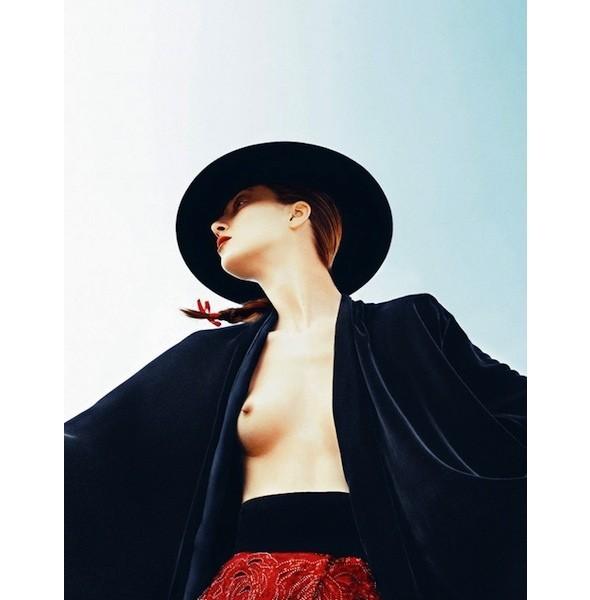 5 новых съемок: Interview, Marie Claire и Vogue. Изображение № 18.