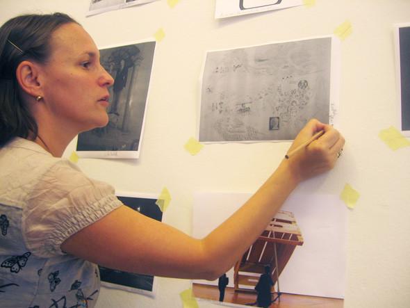 Дневник интерна: Будни младшего куратора современного искусства. Изображение № 22.