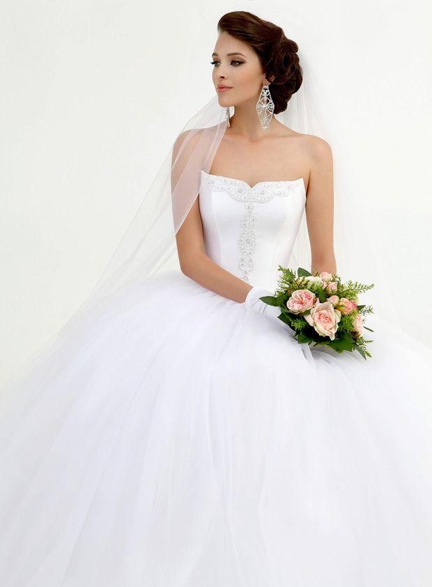 Свадебная Коллекция  от дизайнера Татьяна Каплун-Kookla 2013 ( Simple White ). Изображение №21.