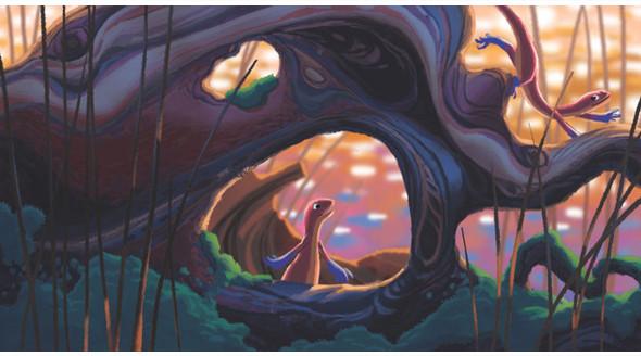 Pixar выпустили арт к отмененному мультфильму. Изображение № 9.