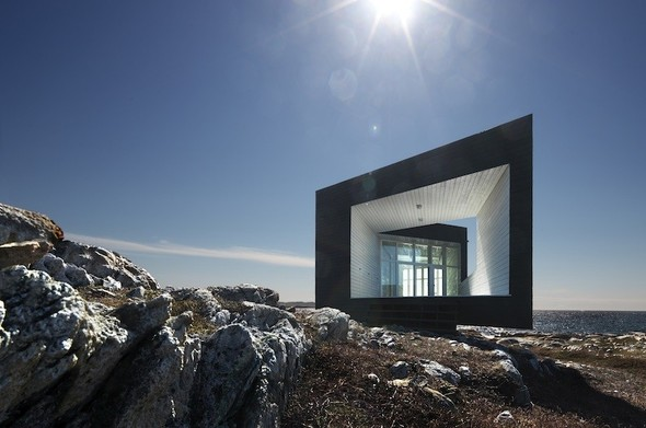 Long Studio, Fogo Island by Saunders Architecture на thisispaper.com. Изображение № 22.