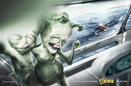 Инопланетяне смеются над землянами. Изображение № 3.