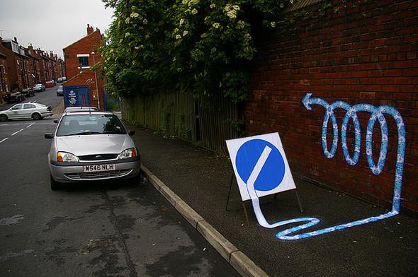 Креативные дорожные знаки от Final Frontier. Изображение № 3.