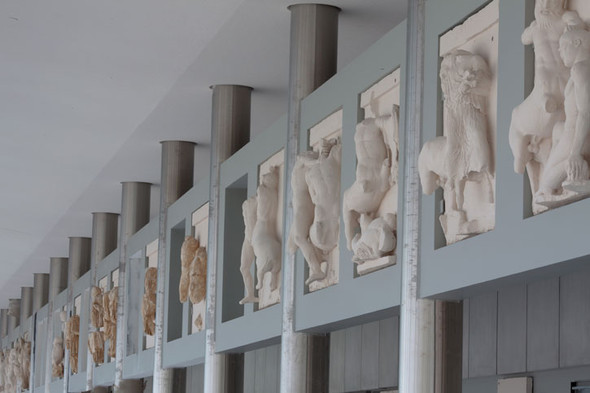 The new Acropolis Museum. Изображение № 7.