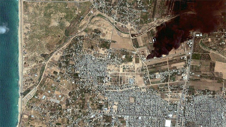 35 фотографий  из Google Earth,  которым сложно поверить. Изображение № 23.