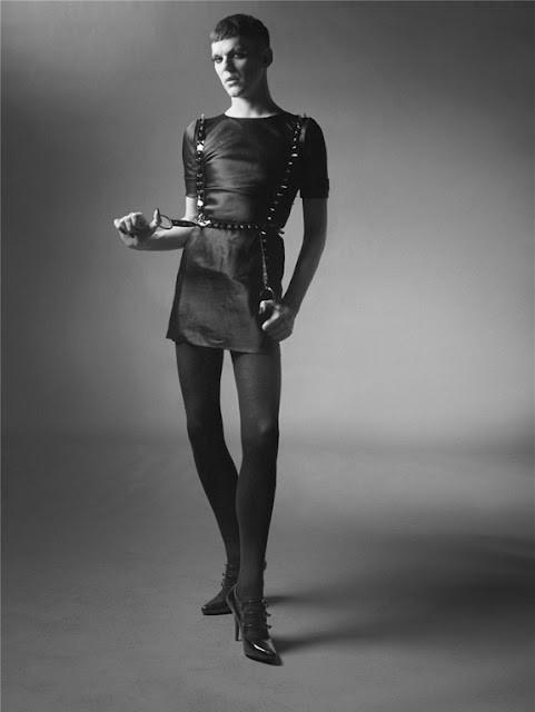 Архивная съёмка: Гарет Пью в объективе Сольве Сундсбо, 2007. Изображение № 4.