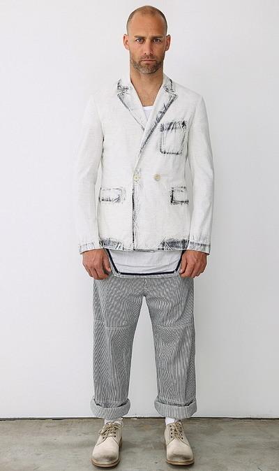 Мужская коллекция Alexander McQueen весна-лето 2010. Изображение № 5.