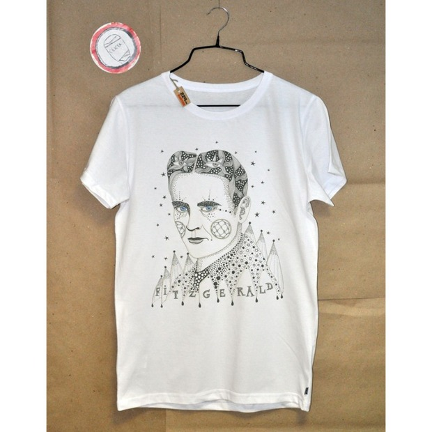 Новая коллекция футболок: литература на вашей груди. Изображение № 5.