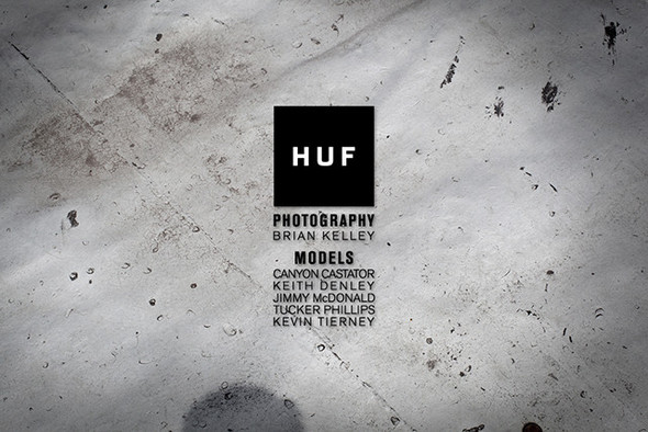 HUF Summer 2012 Collection Lookbook. Изображение № 1.