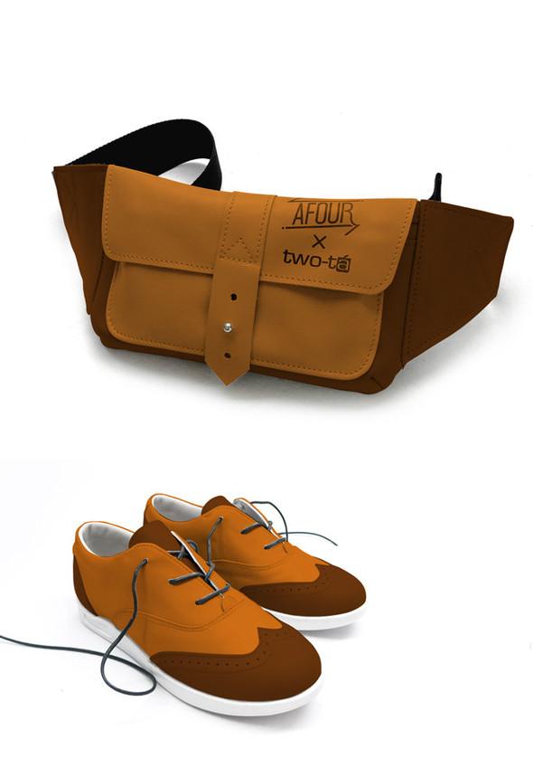 Кеды и сумка в одном стиле теперь не проблема. Изображение № 2.