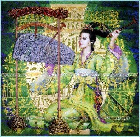 Cunde Wang волшебная этника. Изображение № 14.