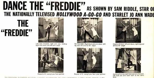 Танцы 60-х годов. Изображение № 9.