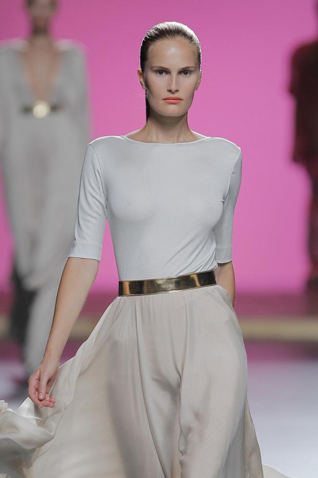 Madrid Fashion Week SS 2013: DUYOS. Изображение № 8.