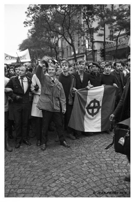 Jean-Pierre Reyвзгляд намай '68. Изображение № 42.