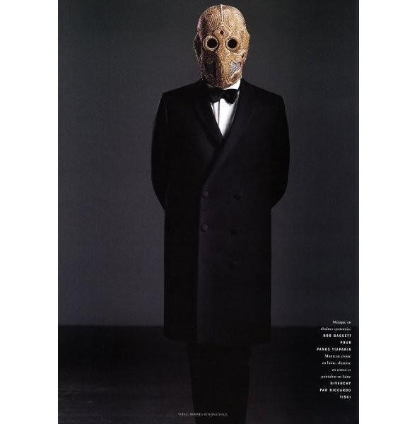 Изображение 8. Новые мужские съемки: Vogue Hommes, GQ и другие.. Изображение № 8.