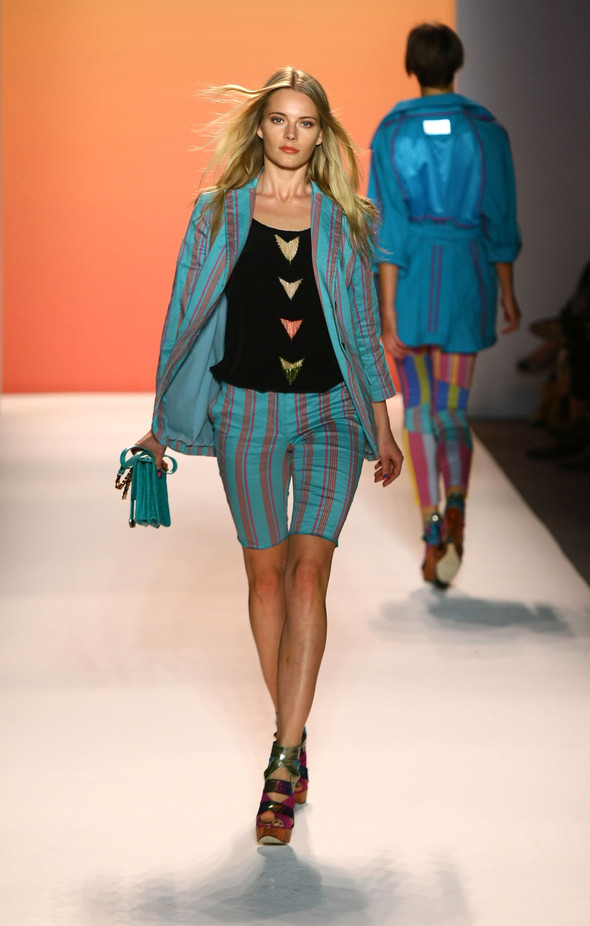 New York Fashion Week Spring 2012: День второй. Изображение № 3.