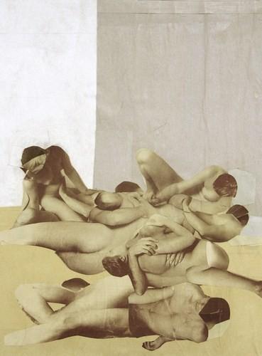 Изображение 10. Выставка: International Weird Collage Show.. Изображение № 10.