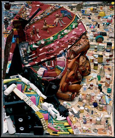 «Мусорный» гений-Bernard Pras. Изображение № 11.