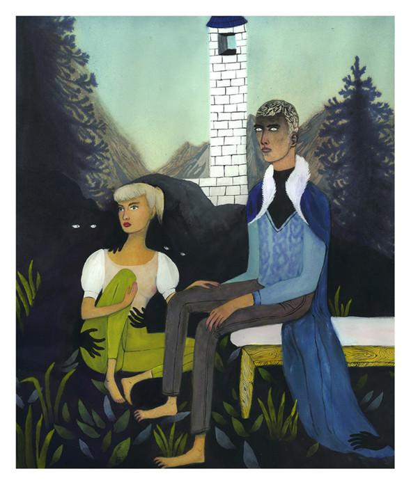 Иллюстрации Riikka Sormunen. Изображение № 14.