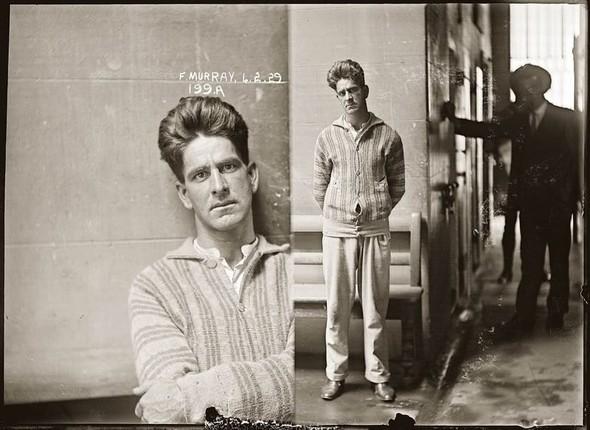 Фотографии американских гангстеров начала 20 века. Изображение № 39.