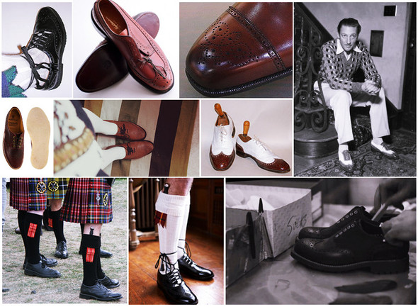 BROGUES BY FRED PERRY. Изображение № 1.