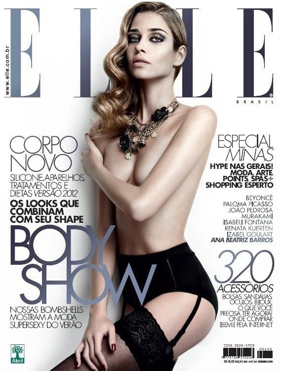 Обложки: Allure и Elle. Изображение № 3.