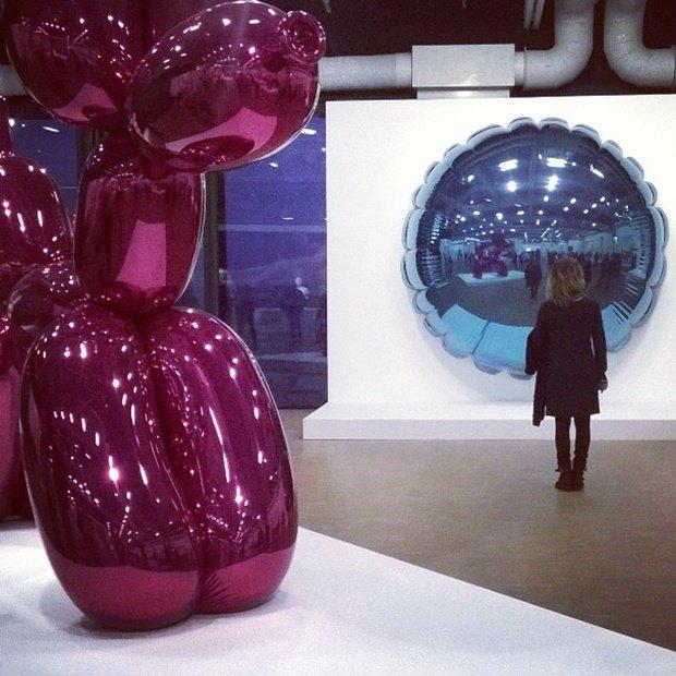 6. Центр Помпиду, Париж (@centrepompidou). Изображение № 16.