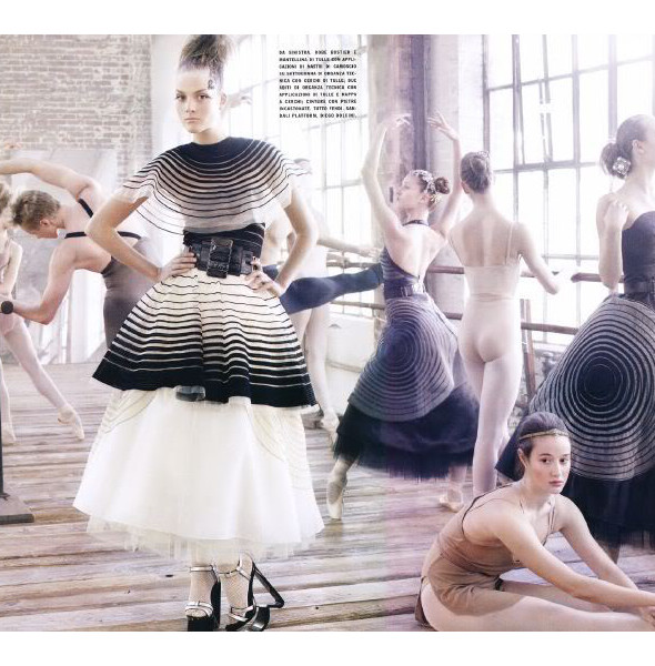 Изображение 53. Dance, dance, dance: 10 съемок, вдохновленных балетом.. Изображение № 55.