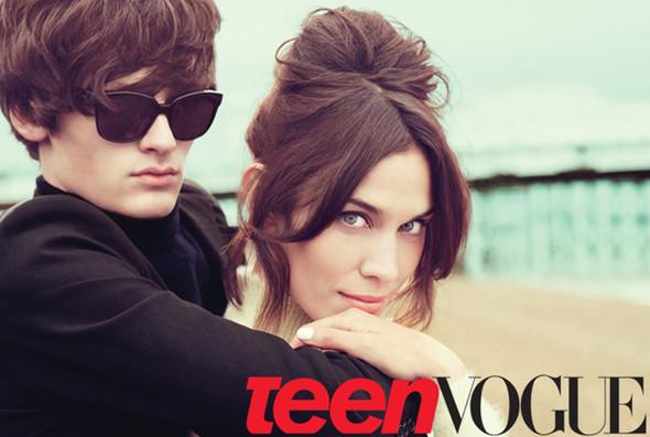 Съёмка: Алекса Чанг для Teen Vogue. Изображение № 5.