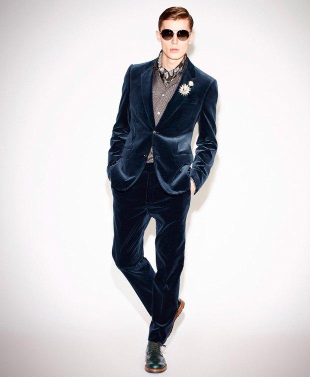 Показаны новые лукбуки Gucci, Louis Vuitton и Prada. Изображение № 12.