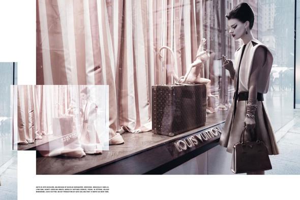 Съёмка: Кверелле Янсен для Vogue. Изображение № 5.