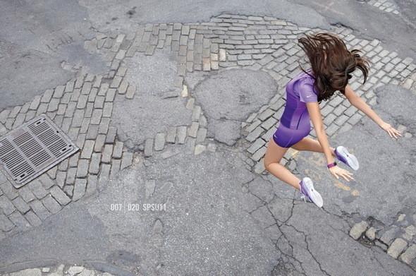 Изображение 7. Фотосессия «Be Free» от Nike.. Изображение № 7.
