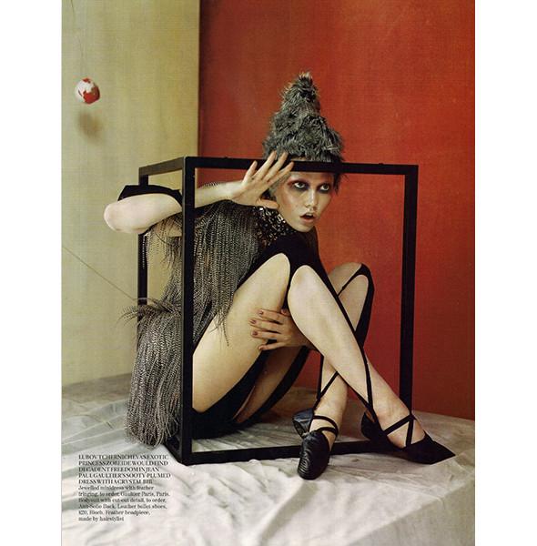 Изображение 81. Dance, dance, dance: 10 съемок, вдохновленных балетом.. Изображение № 88.