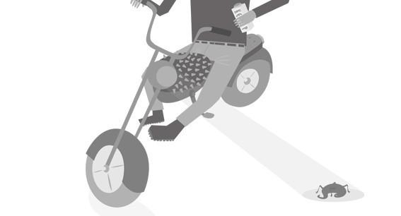 Гоу Гоу Зомби! - Иллюстратор из Санкт-Петербурга. Изображение № 26.