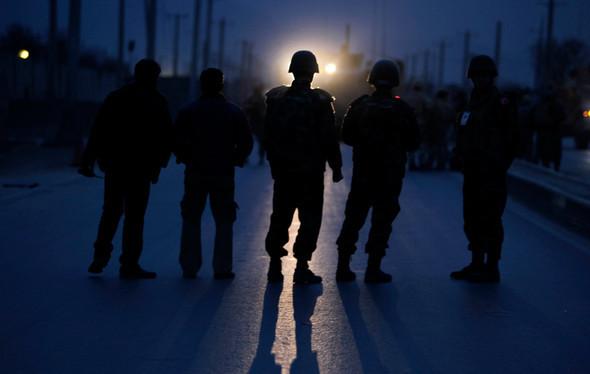 Афганистан. Военная фотография. Изображение № 132.