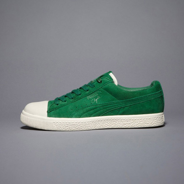 UNFTD x Puma Clyde Coverblock. Изображение № 6.