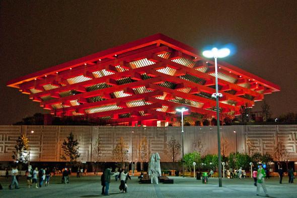 Шанхай Экспо за 2 дня. Изображение № 33.