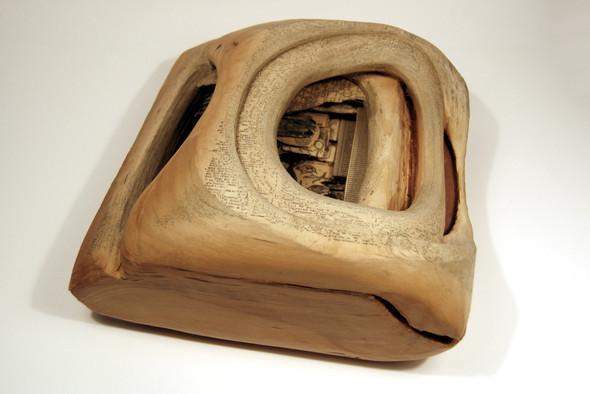 Book carving отБрайана Деттмера [Brian Dettmer]. Изображение № 11.
