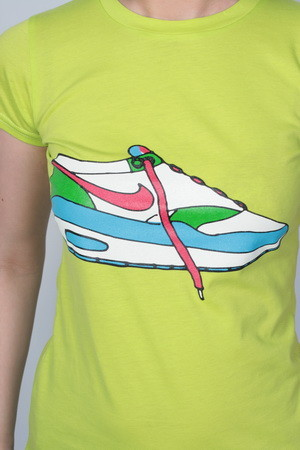 Серия футболок Sneakers Idols отExtra. Изображение № 10.